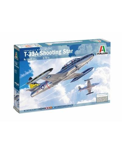 1/72 Avión T-33A Shooting Star
