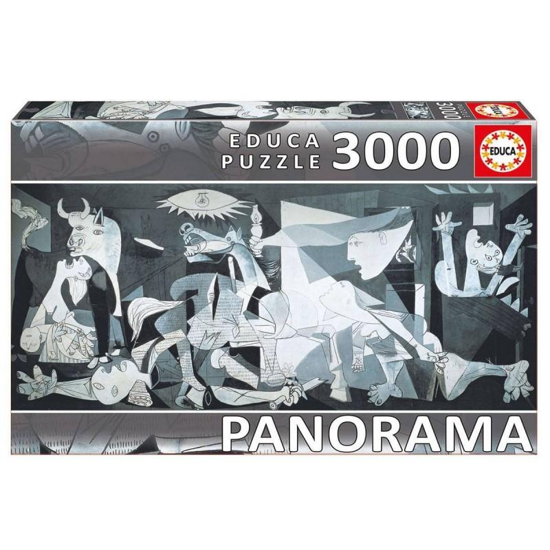 11502 Educa. Puzzle 3000 Piezas Guernica de Pablo Ruiz Picasso