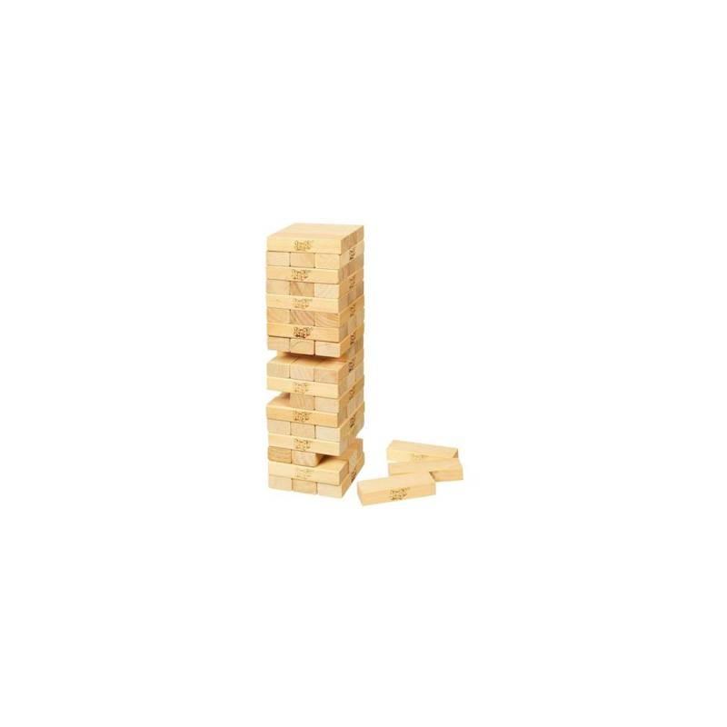 Jenga. Torre de Tambalea de madera