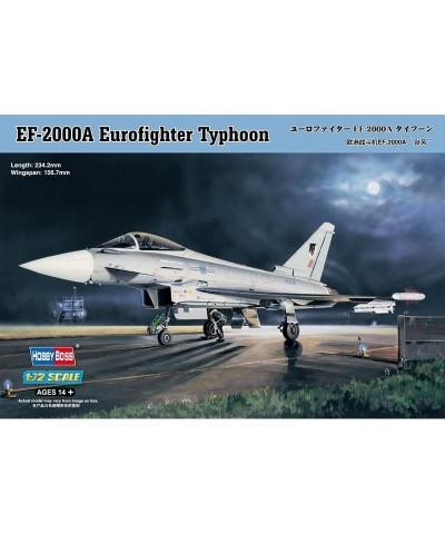 1/72 Avión EF-2000A Eurofighter Typhoon