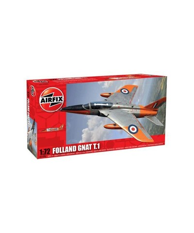 1/72 Avión Folland Gnat t.1