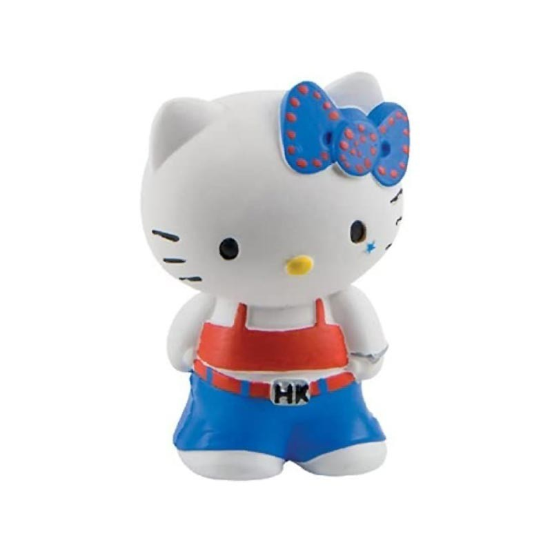 Hello Kitty con Tejanos